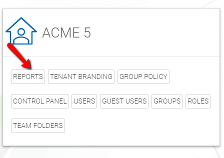 Manage Tenant — Hosted CentreStack Admin Guide 8 10